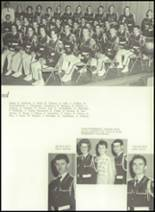 1964 Lewiston High School Yearbook Page 104 & 105
