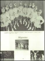 1964 Lewiston High School Yearbook Page 106 & 107