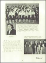 1964 Lewiston High School Yearbook Page 108 & 109