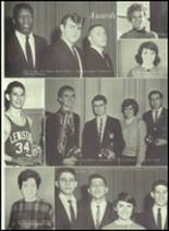 1964 Lewiston High School Yearbook Page 114 & 115