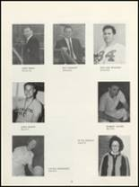 1968 Muscatine High School Yearbook Page 16 & 17