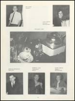 1968 Muscatine High School Yearbook Page 18 & 19