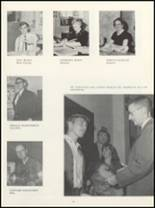 1968 Muscatine High School Yearbook Page 20 & 21