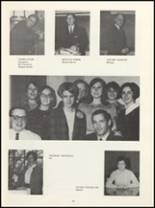 1968 Muscatine High School Yearbook Page 22 & 23