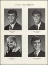 1968 Muscatine High School Yearbook Page 26 & 27