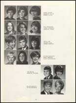 1968 Muscatine High School Yearbook Page 28 & 29