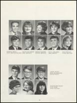 1968 Muscatine High School Yearbook Page 30 & 31