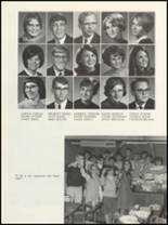 1968 Muscatine High School Yearbook Page 32 & 33