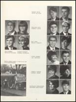 1968 Muscatine High School Yearbook Page 36 & 37