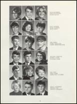 1968 Muscatine High School Yearbook Page 38 & 39