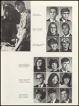 1968 Muscatine High School Yearbook Page 40 & 41