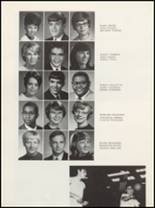 1968 Muscatine High School Yearbook Page 42 & 43