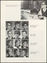 1968 Muscatine High School Yearbook Page 44 & 45