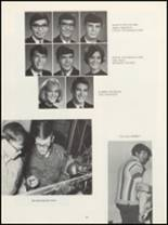 1968 Muscatine High School Yearbook Page 48 & 49