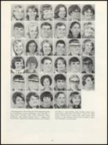 1968 Muscatine High School Yearbook Page 60 & 61
