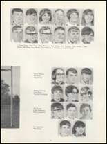 1968 Muscatine High School Yearbook Page 68 & 69