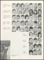 1968 Muscatine High School Yearbook Page 74 & 75