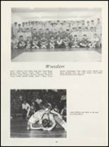 1968 Muscatine High School Yearbook Page 98 & 99