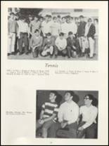 1968 Muscatine High School Yearbook Page 100 & 101