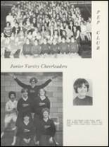 1968 Muscatine High School Yearbook Page 110 & 111