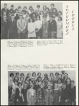 1968 Muscatine High School Yearbook Page 120 & 121