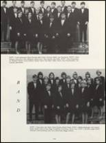 1968 Muscatine High School Yearbook Page 122 & 123
