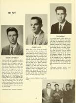 1957 Talmudical Academy Yearbook Page 30 & 31