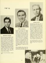 1957 Talmudical Academy Yearbook Page 36 & 37