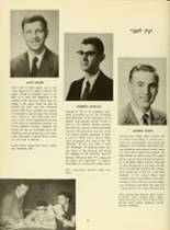 1957 Talmudical Academy Yearbook Page 38 & 39