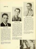 1957 Talmudical Academy Yearbook Page 44 & 45