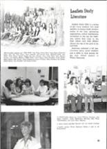 1975 Ardmore High School Yearbook Page 42 & 43