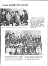 1975 Ardmore High School Yearbook Page 46 & 47