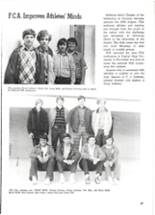 1975 Ardmore High School Yearbook Page 50 & 51