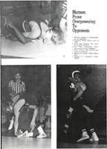 1975 Ardmore High School Yearbook Page 108 & 109