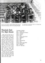 1975 Ardmore High School Yearbook Page 110 & 111