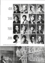 1975 Ardmore High School Yearbook Page 152 & 153