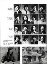 1975 Ardmore High School Yearbook Page 154 & 155