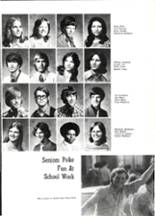 1975 Ardmore High School Yearbook Page 156 & 157
