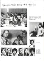 1975 Ardmore High School Yearbook Page 198 & 199