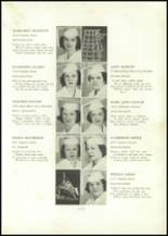 1938 Annunciation High School Yearbook Page 18 & 19