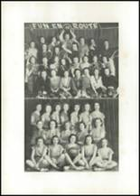 1938 Annunciation High School Yearbook Page 28 & 29