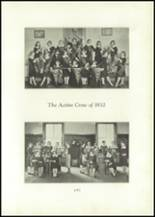 1938 Annunciation High School Yearbook Page 54 & 55