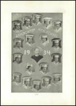 1938 Annunciation High School Yearbook Page 58 & 59
