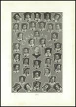 1938 Annunciation High School Yearbook Page 60 & 61