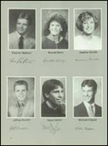 1988 Baxter High School Yearbook Page 10 & 11