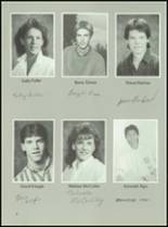 1988 Baxter High School Yearbook Page 12 & 13