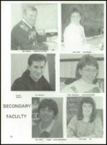 1988 Baxter High School Yearbook Page 40 & 41