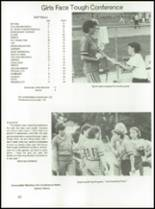 1988 Baxter High School Yearbook Page 46 & 47