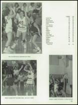 1988 Baxter High School Yearbook Page 56 & 57