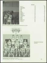 1988 Baxter High School Yearbook Page 58 & 59
